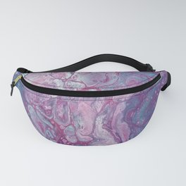 Lilac Buzz Fanny Pack