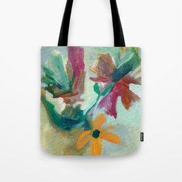 Dreamy Bouquet Tote Bag