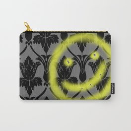 Sherlock smiling wall Carry-All Pouch