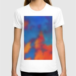 Digital Clouds MMXVIII-2B T-shirt