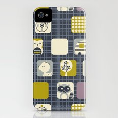Woodsy Adventure iPhone (4, 4s) Slim Case