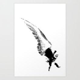 Bacchus (Disco) Art Print
