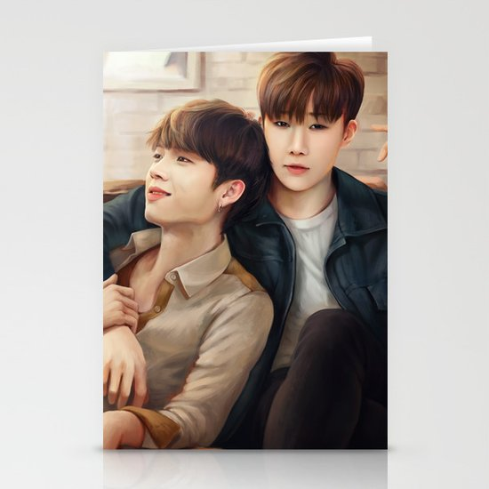 Woogyu Stationery Cards