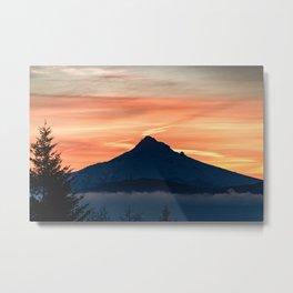 Summer Dreams Mountain Magick - 63/365 Metal Print