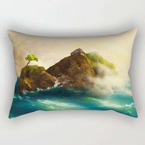 Hideout Rectangular Pillow