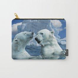 Polar Bears and Sea Carry-All Pouch