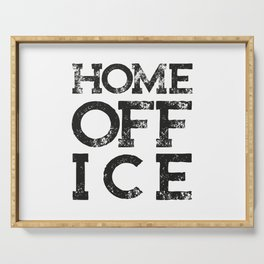 HOME OFF ICE - Fight the Epidemic - Trans Serving Tray