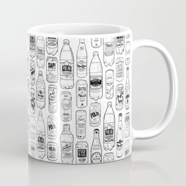 Seltzer Crazy Coffee Mug
