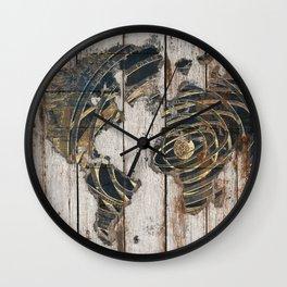 Zodiac Mystery Wall Clock