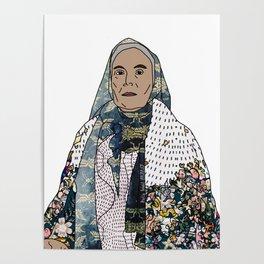 No Ban No Wall | Art Series - The Jewish Diaspora 008 Poster
