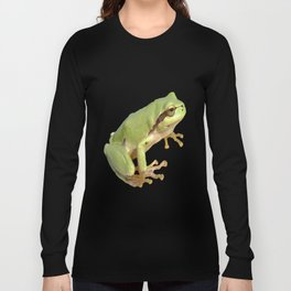 European Tree Frog Long Sleeve T-shirt