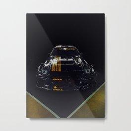 FordMustang Metal Print
