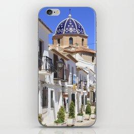 Altea Spain iPhone Skin