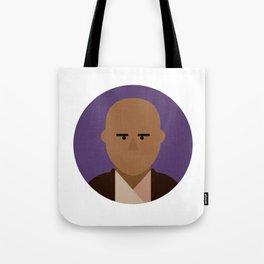 Mace Windu Tote Bag