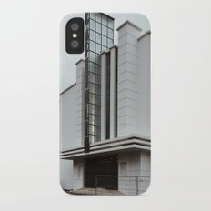 Lisboa Art Deco #06 Slim Case iPhone X