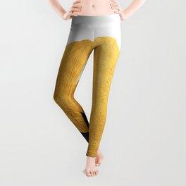 Conceptual and golden VI Leggings