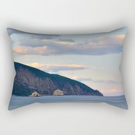 Mountain landscape Rectangular Pillow