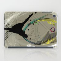 taurus iPad Cases featuring Taurus by Gonzalo Golpe