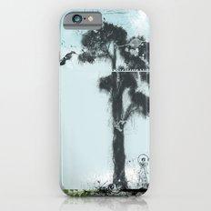 Beautiful Blue Slim Case iPhone 6s