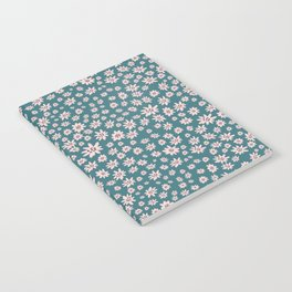 Lil Babe Flowers Notebook