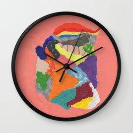 Creative Emotions Wall Clock