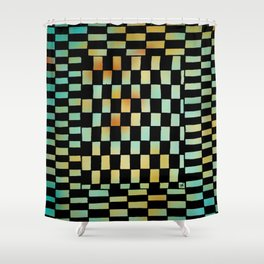 Rect Opt Shower Curtain