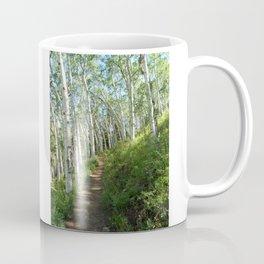 Jud Weibe Trail Telluride Coffee Mug