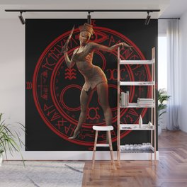 Silent hill-save game Wall Mural