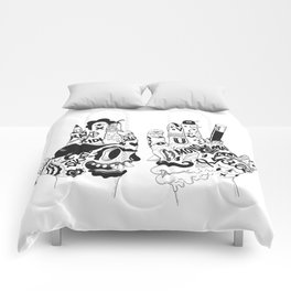 Ono Digitalis Comforters