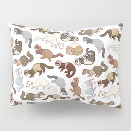 Furry Friends Pillow Sham