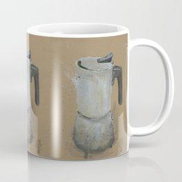 Moka Pot -  These are the things I use to define myself Coffee Mug