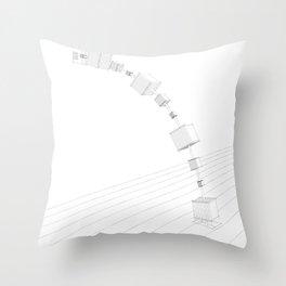 Big Plans 3 Throw Pillow