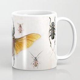 The Vintage Beetles Collection Coffee Mug