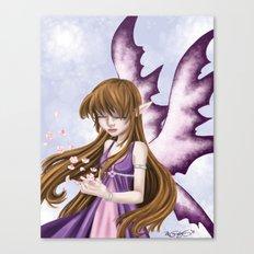 Spring Fairy Canvas Print