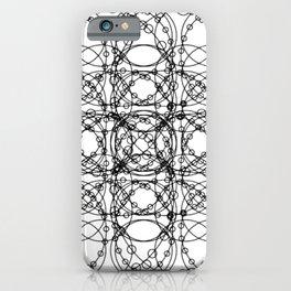 Circle Splendor 18 iPhone Case