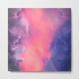 Nubes Metal Print