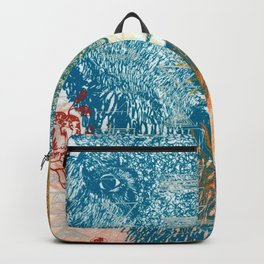 Blue Bison Backpack