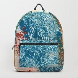 Blue Bison Backpack