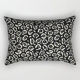 Tribal Cat 2 Rectangular Pillow