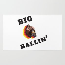 Big Ballin' Rug