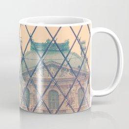 Louvre - Paris Coffee Mug