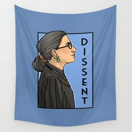 Dissent Wall Tapestry