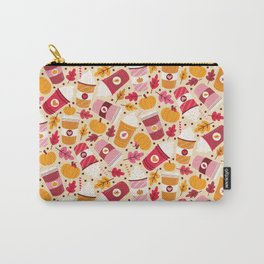Pumpkin Spice Love Carry-All Pouch