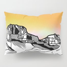 Guadalupe Pillow Sham