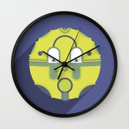 Tsayi Wall Clock