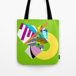 Blind Spot Tote Bag