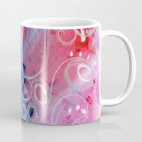 jazz Mugs featuring Jazz by Angelina Yvette