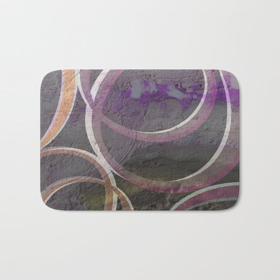 Fall Storm Bath Mat