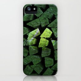 The Power Of The Tennisball iPhone Case