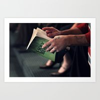 bible Art Prints featuring Bible by Hannahs Photography